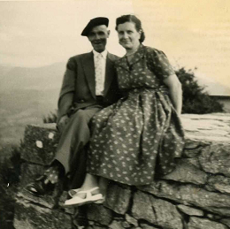 Carmen et Louis DELLA-VEDOVE
